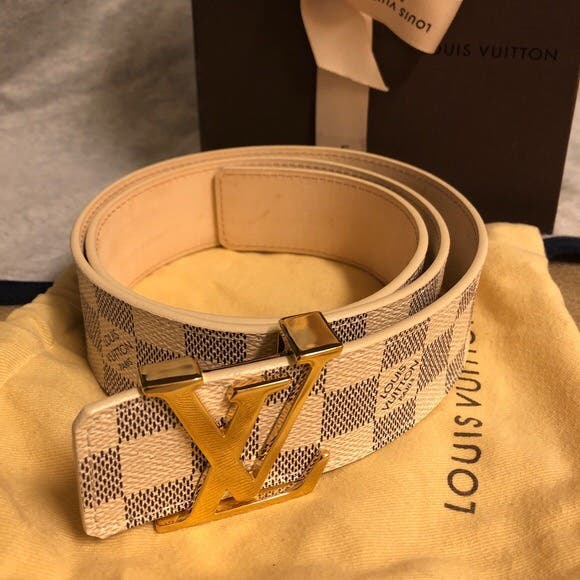 Louis Vuitton belt New condition