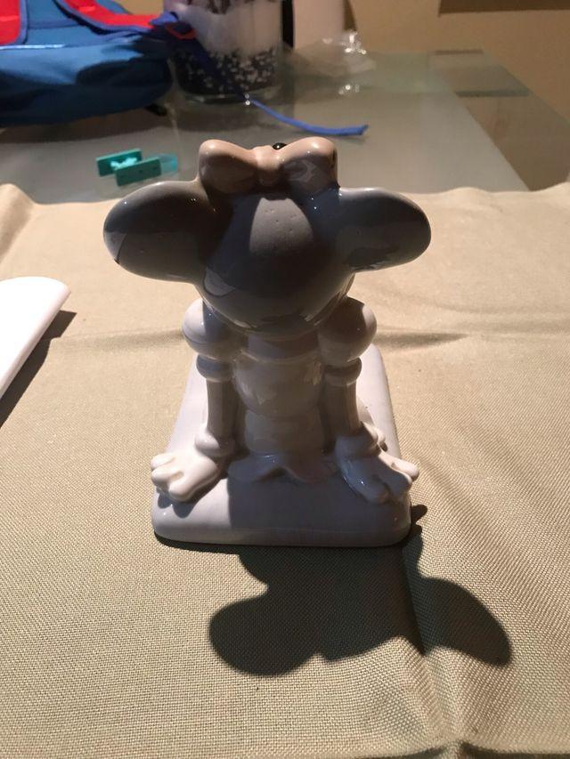 Figura porcelana de mini