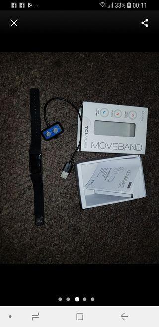 TCL Move MoveBand (movement + sleep tracker)