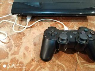 Consola Ps3 300gb con firmware 4.81