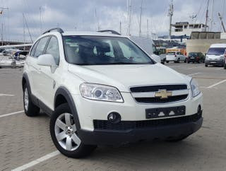 Chevrolet Captiva 2010 7 plazas