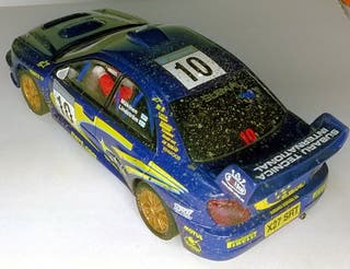 Scalextric Rally Australia