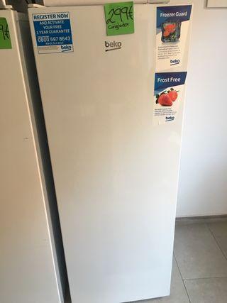 Congelador entero beko