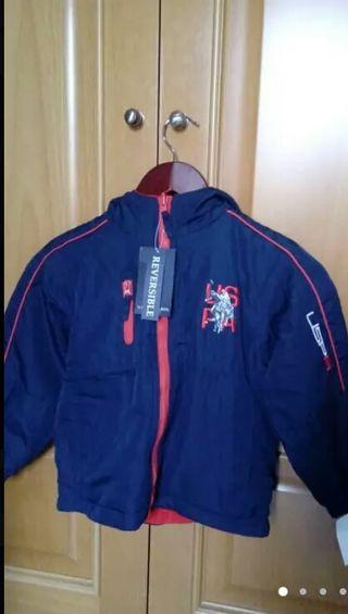 POLO RALPH LAUREN chaqueton niño