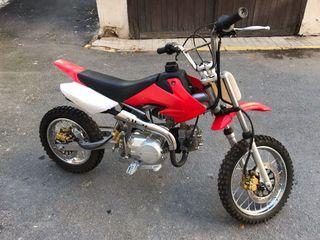 Pit bike, pitbike, 125