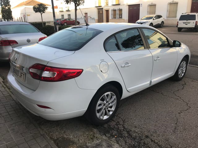 Fluence Limited dCi 110cv eco2 6v