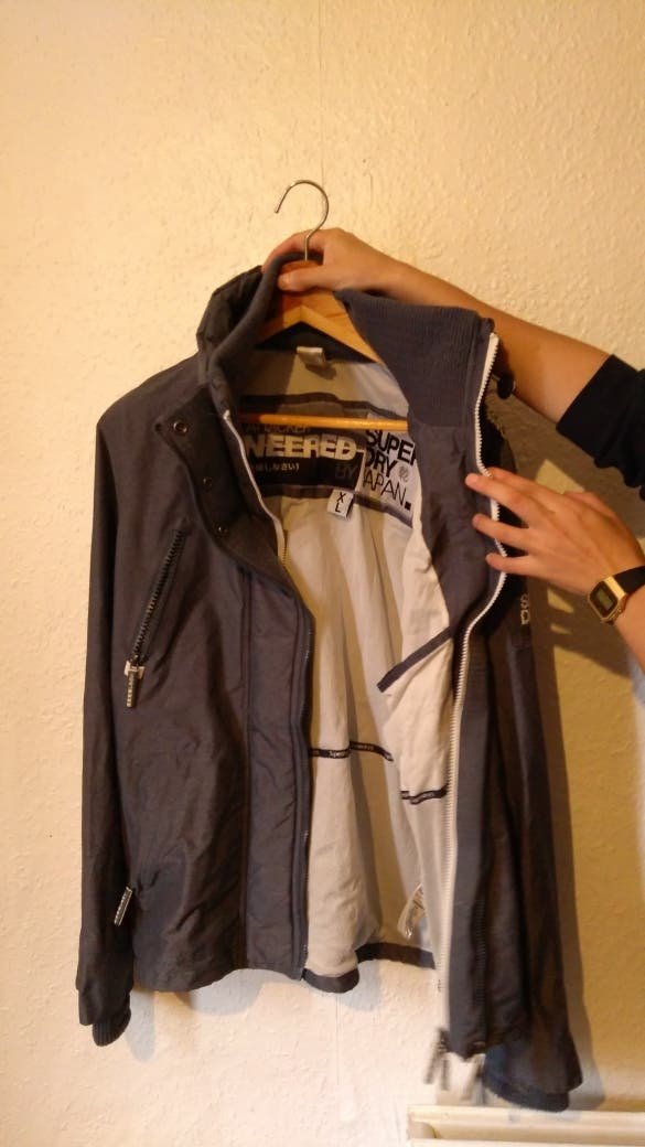 jacket - Superdry