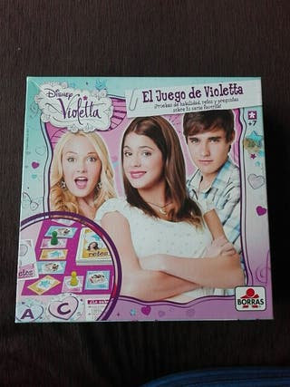 Juego de Violeta