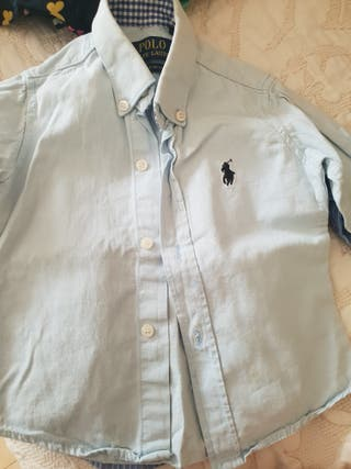 camisa ralph lauren talla 3