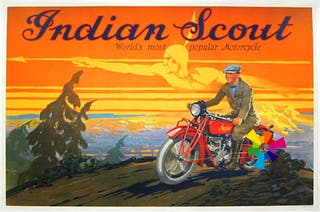 Cartel Indian Scout