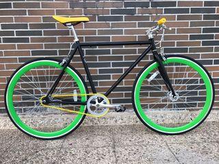 Bicicleta fixie Pepita