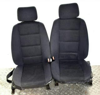 asientos delanteros e36