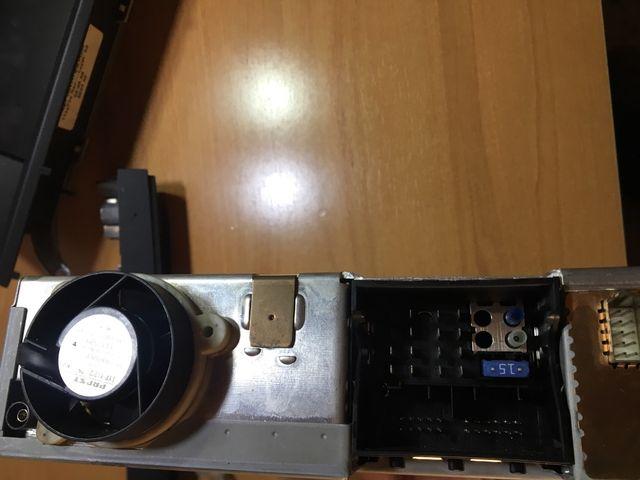 Navegador radio BMW X6 2010