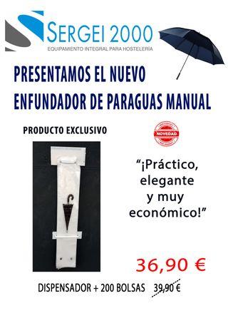 Enfundador de Paraguas