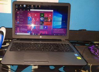 Hp Portatil con Windows 10 Home 64bits