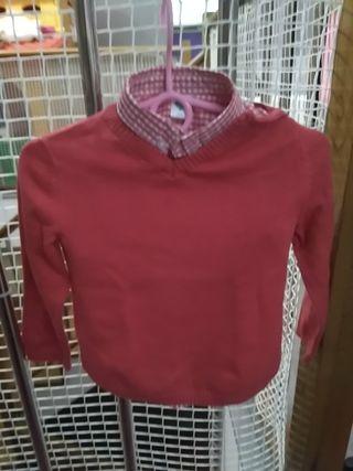 jersey y camisa niño