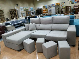 Sofa Chaise Longue YIMBRO