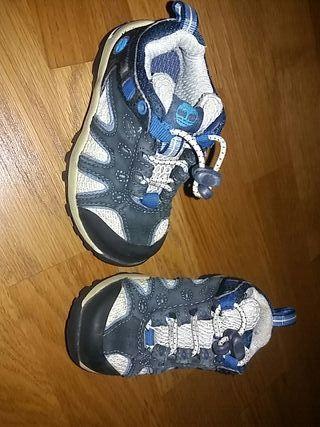 Zapatillas montaña Timberland 22