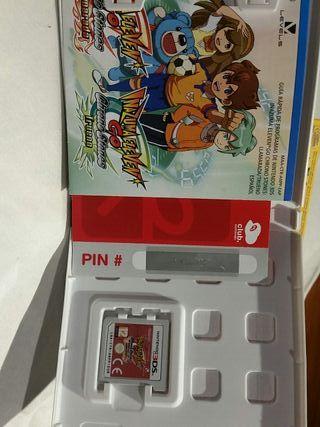 Inazuma Eleven Go Chrono Stones Nintendo 2DS y 3DS