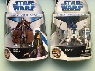 Figura Star Wars The Clone Wars