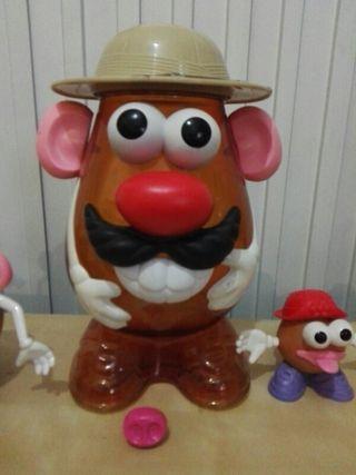 La familia potato