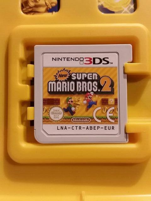 Super Mario Bros.2 Nintendo 3DS y 3DS XL
