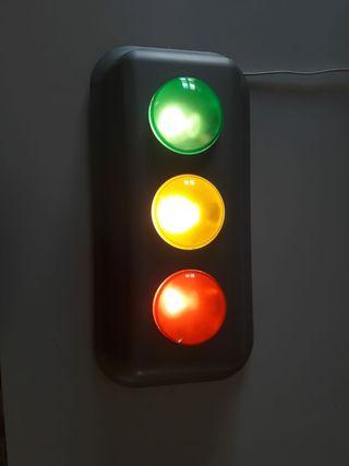 Lámpara semáforo