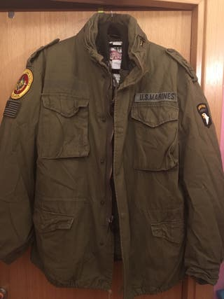 Anorak militar M65