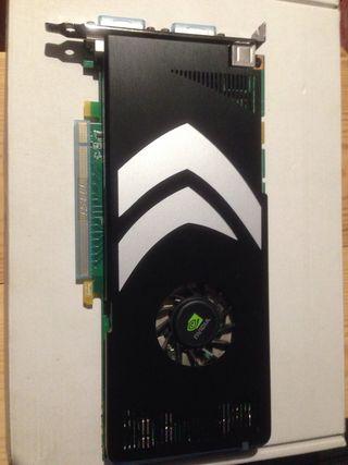 Tarjeta gráfica GeForce 8800gt