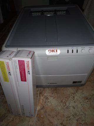 Impresoras oki c3300 para piezas