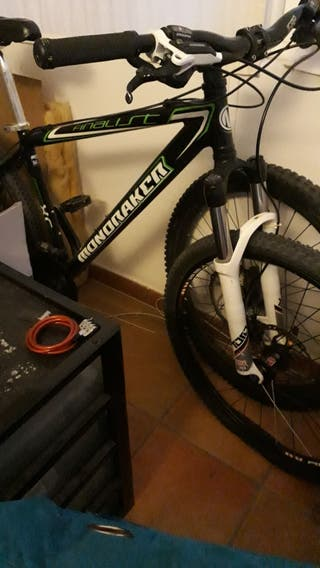 bicicleta mondraker finalist M