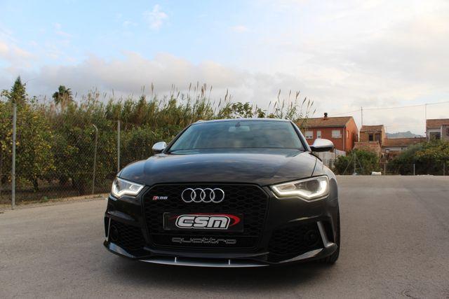 Audi A6 Avant BTDI 313 2014