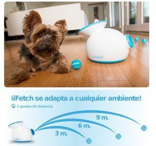 ifetch para mascotas
