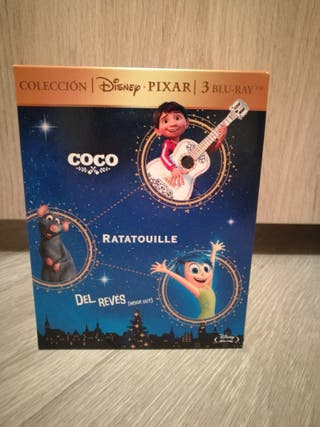 Set de Pixar Blu-ray
