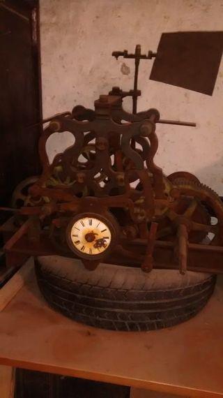 Reloj de campanario