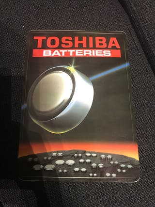 Pegatina Toshiba