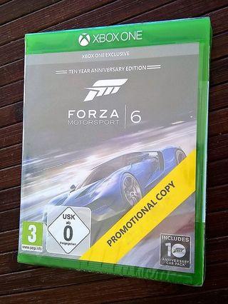 Forza 6 Motorsport Xbox One
