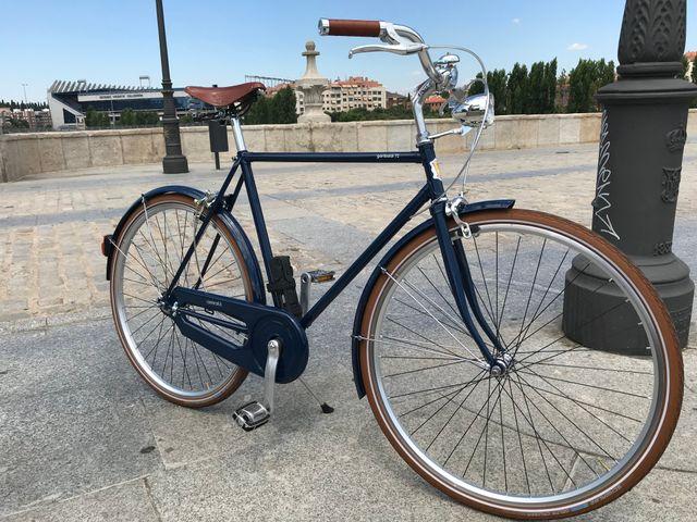 Bicicleta Italiana Rossignoli retro hombre