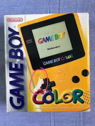 Game Boy Color!