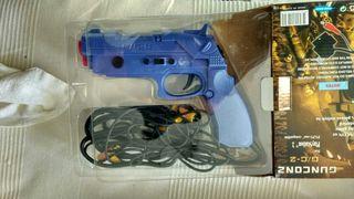 Pistola Gun con 2 para Ps2