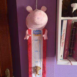 Medidor Peppa pig