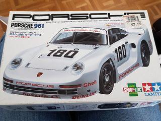 Maqueta Porsche 961 descatalogada