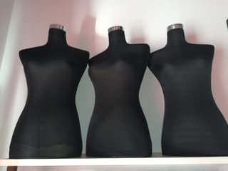Maniquíes mujer busto