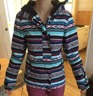 New ski jacket, Ripcurl (cost 100 new)