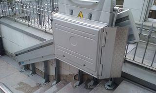 Plataforma elevadora Discapacitados