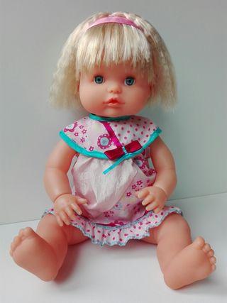 Preciosa Muñequita De Nenuco - Famosa (40cm)