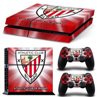 NUEVO- Vinilo personalizar PS4 Athletic de Bilbao