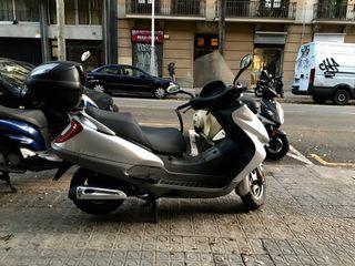 Scooter honda Foresight