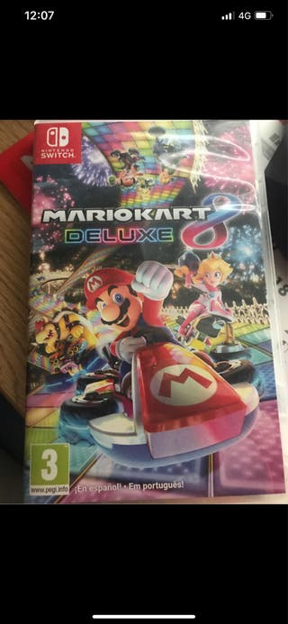 Mario Kart, Nintendo Switch