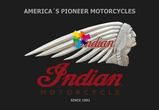 Cartel Indian Marca (exclusivo)